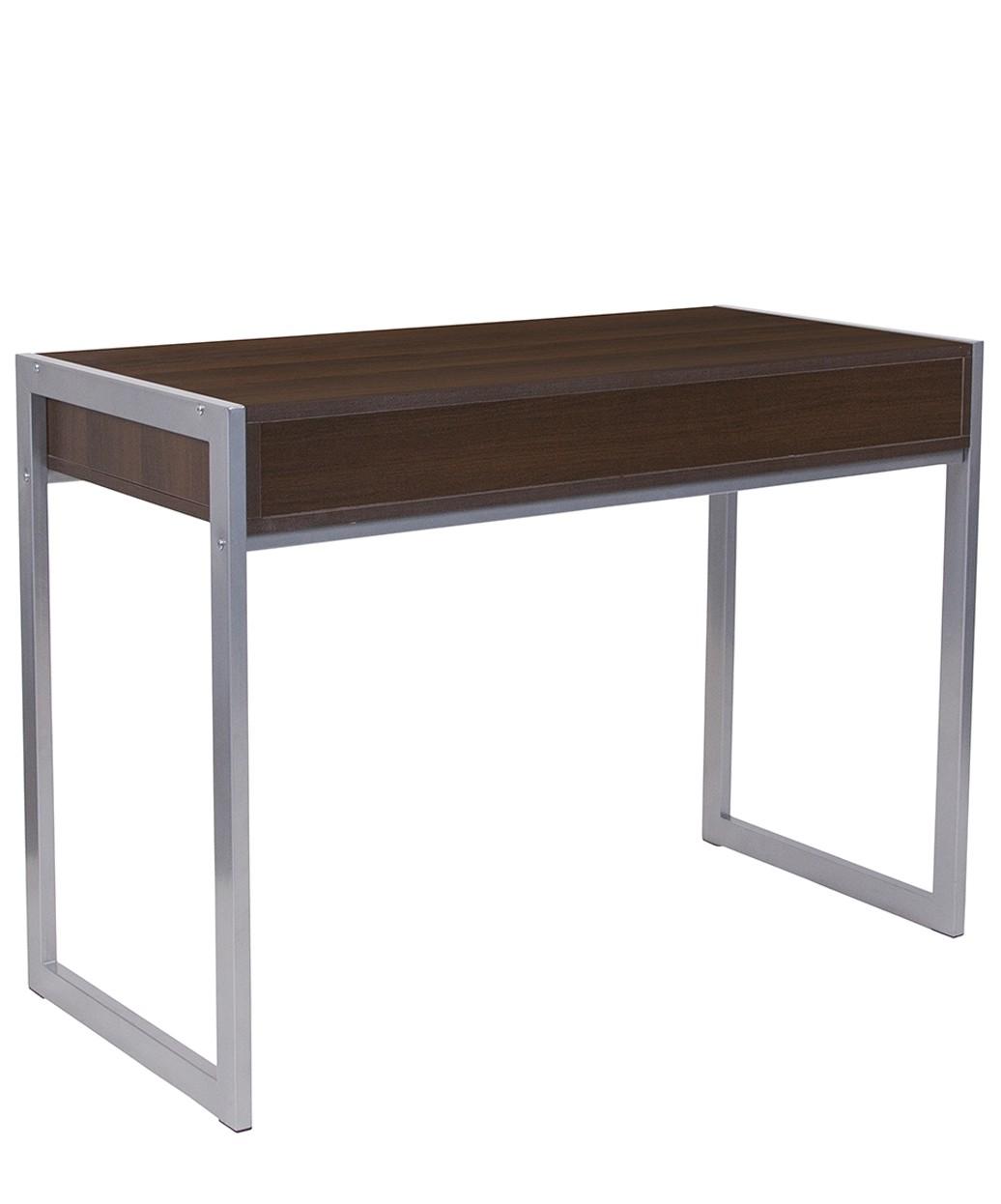 Flatiron Manicure Table w/ Metal Frame