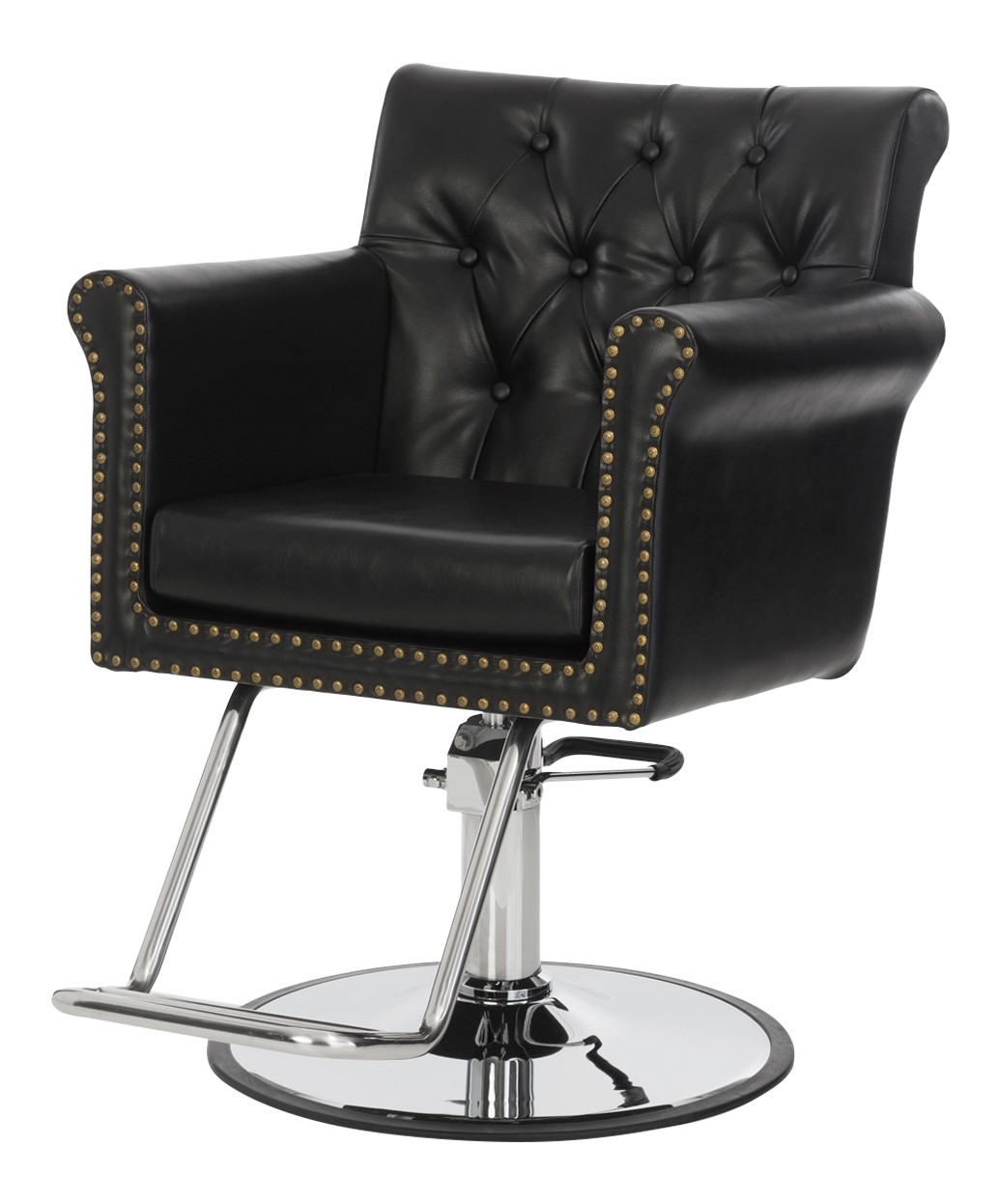 Black salon chairs - Chelsea Styling Chair
