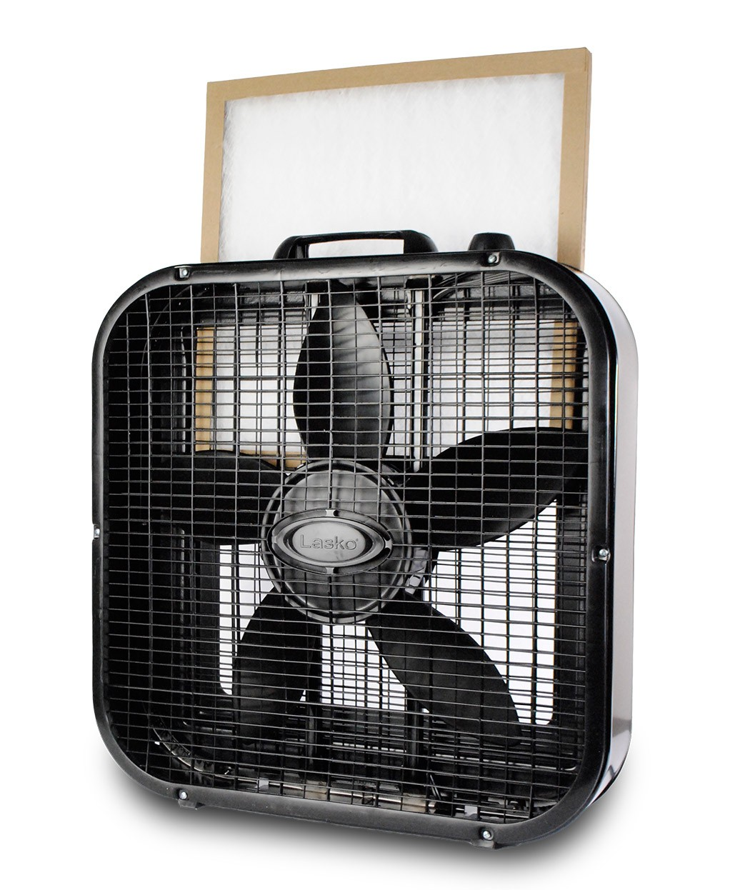 Norvell Sunless Overspray Floor Fan