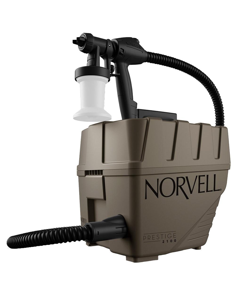 Norvell Sunless Prestige 2100 Pro Series HVLP Spray System