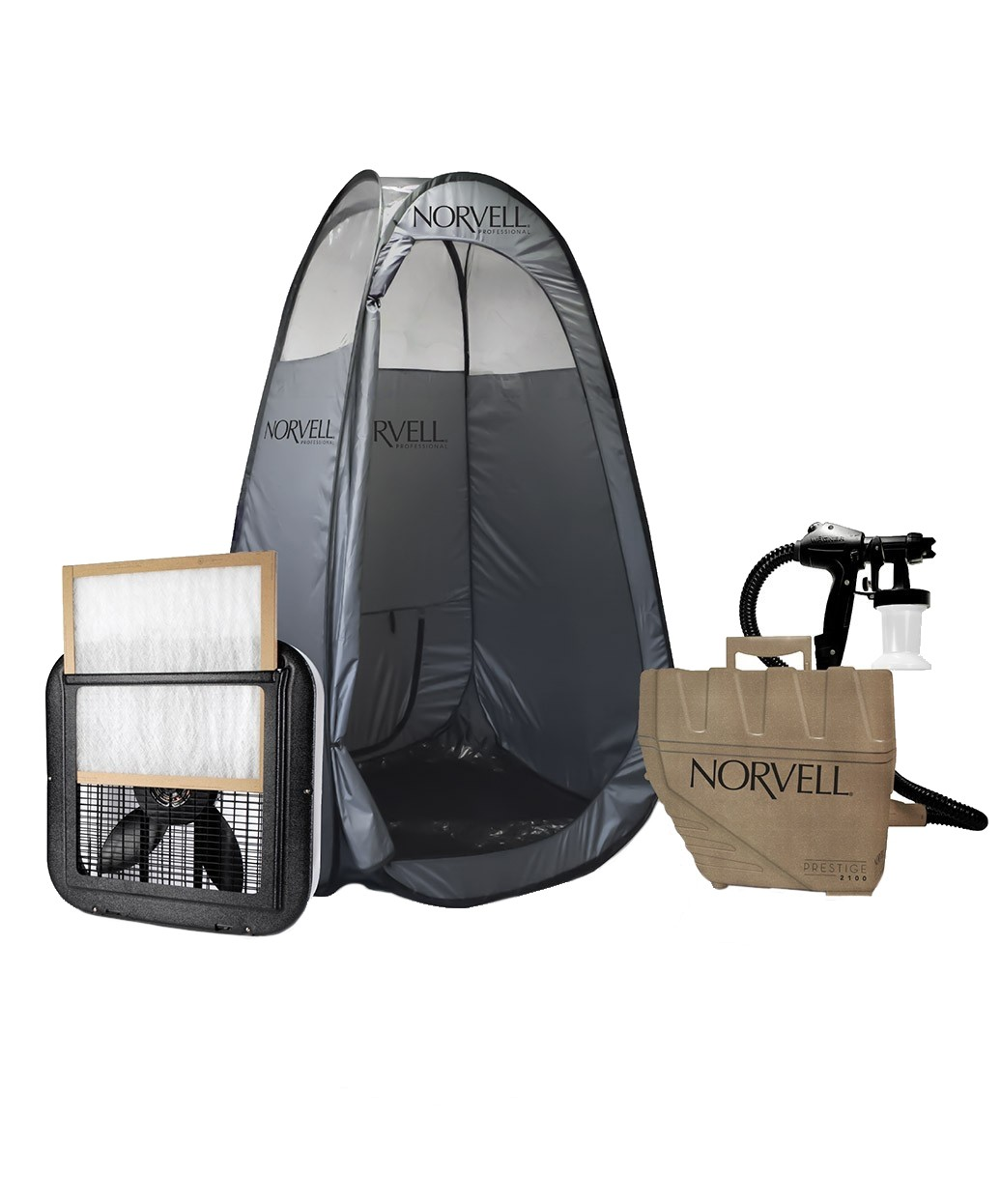Norvell Sunless Prestige Sunless Spray Kit