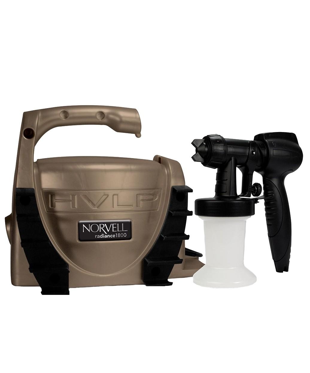 Norvell Sunless Radiance 1800 HVLP Spray System