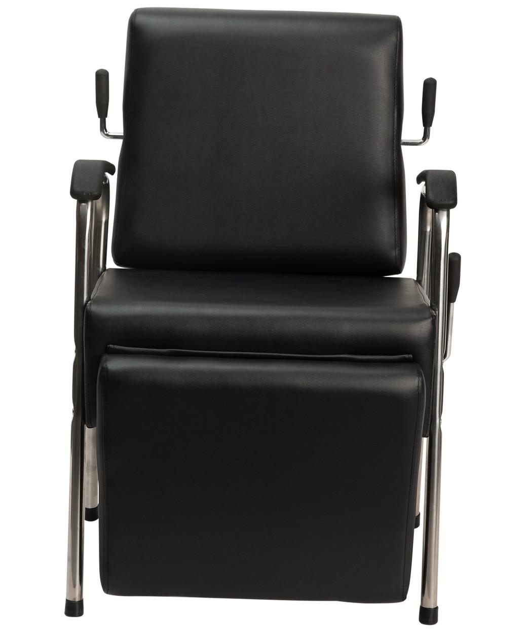 Jamie Shampoo Chair with Leg Rest