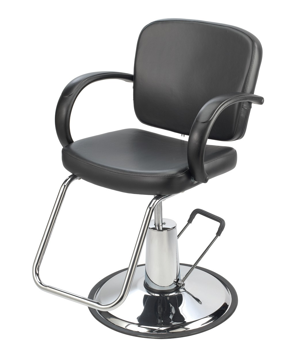 hydraulic styling chair. Pibbs 3606 Messina Styling Chair Hydraulic A