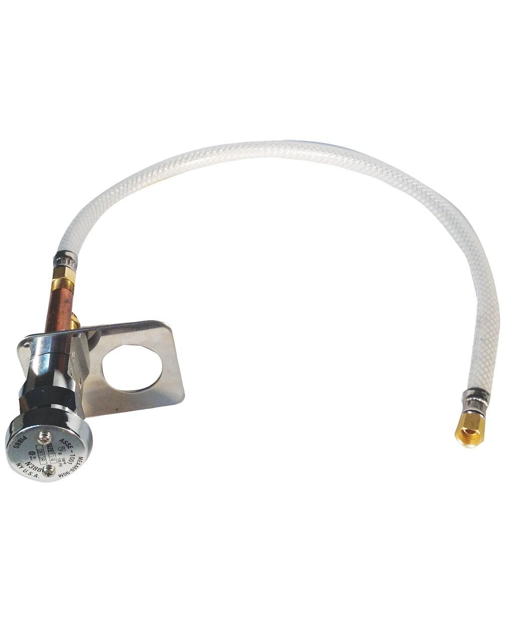 Pibbs P389C Vacuum Breaker Kit for Italian Backwash Bowls