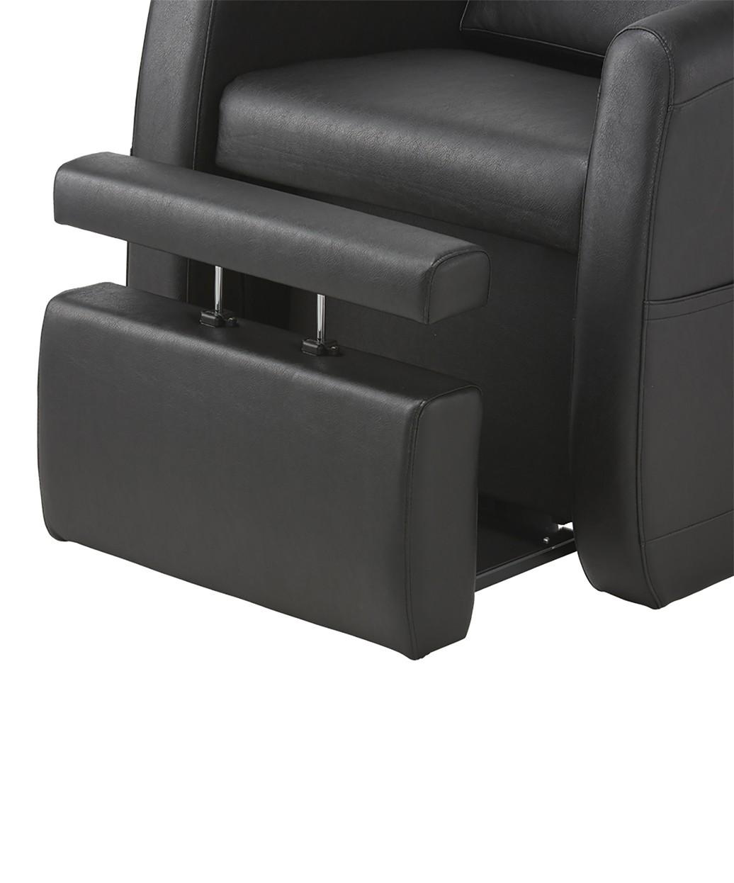 Pibbs PS9 Lounge Pedicure Chair w/ Vibration Massage