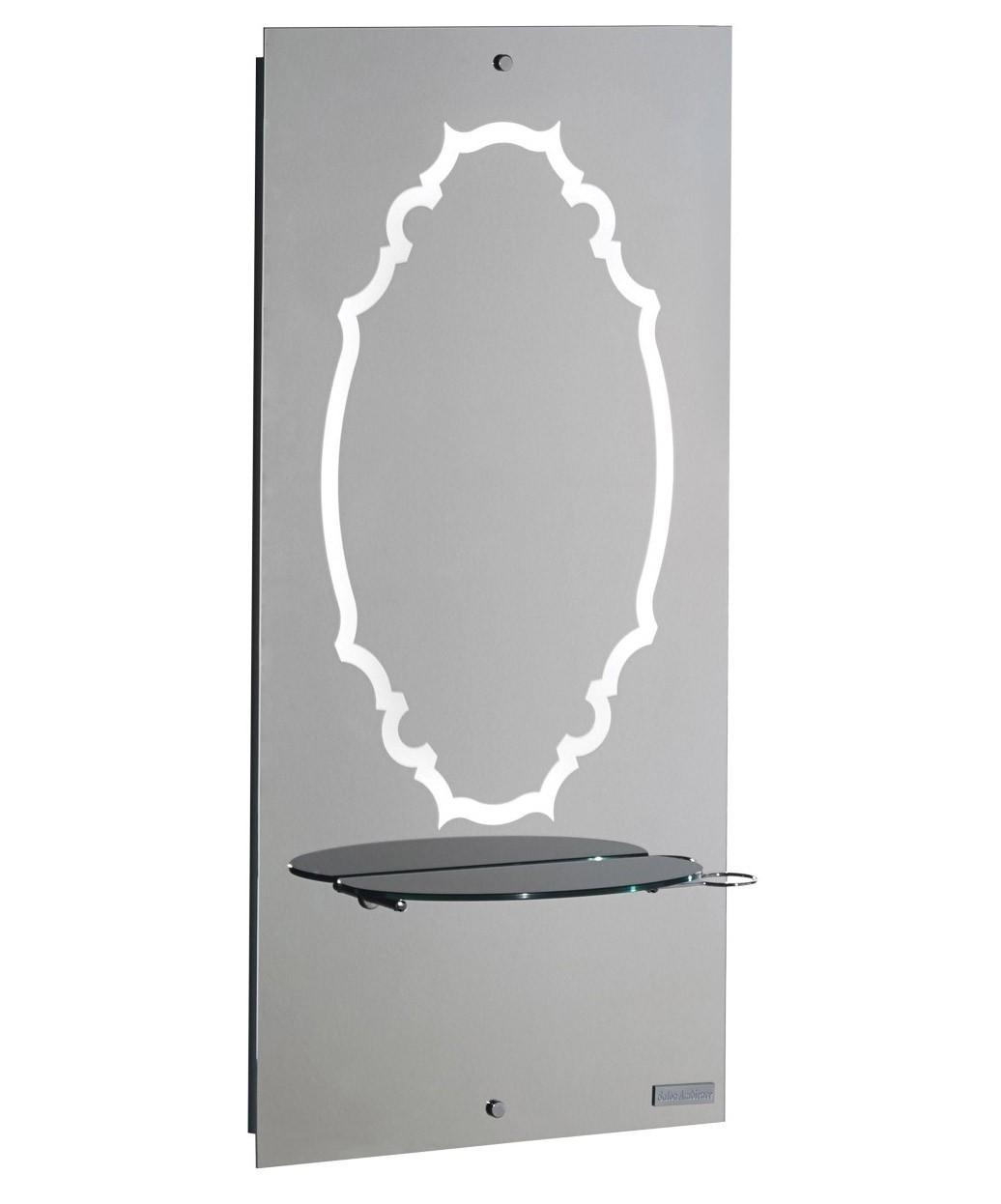 Salon Ambience MI360 Versailles Mirror Styling Station