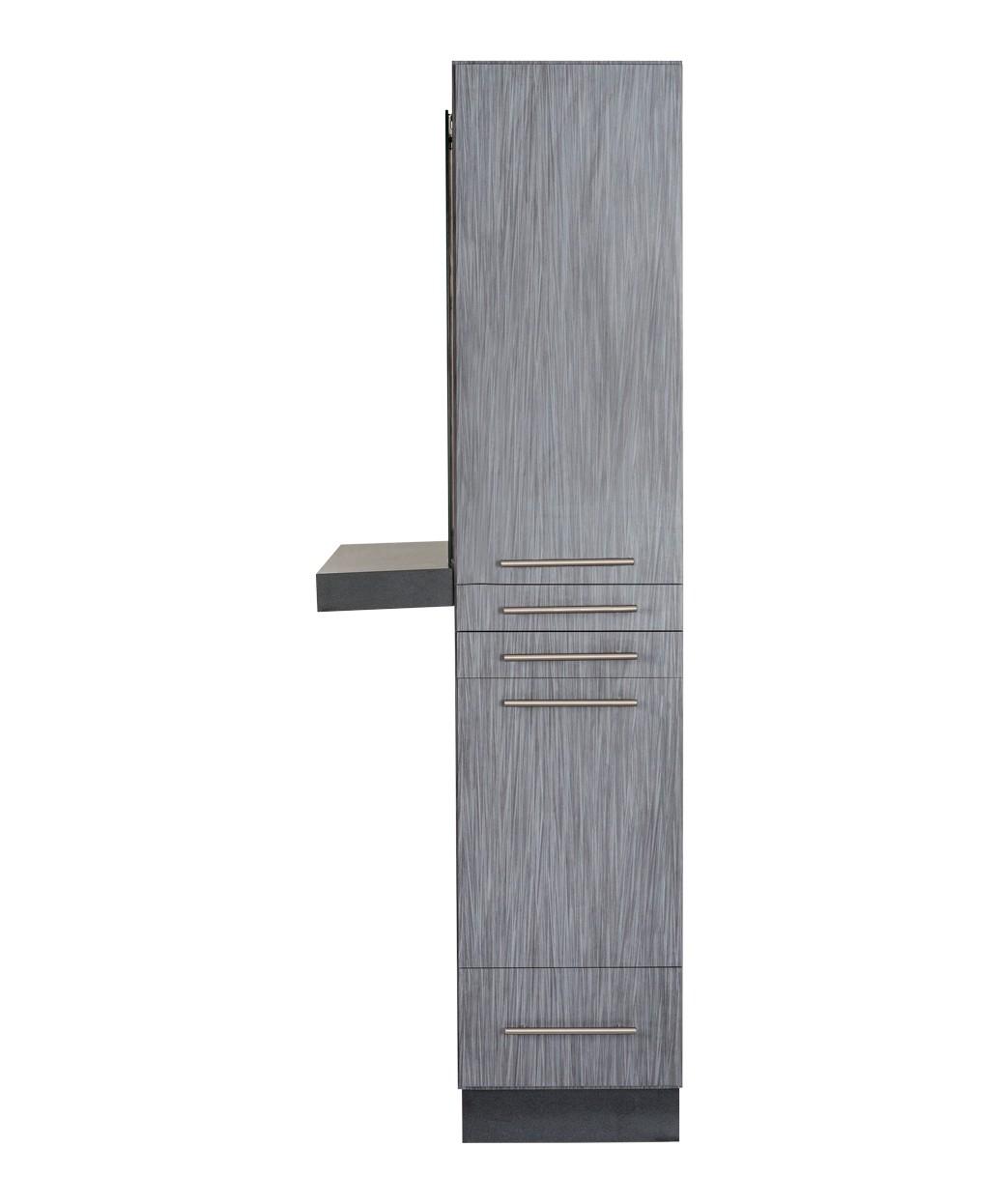 Maxim Styling Station w/ Ledge