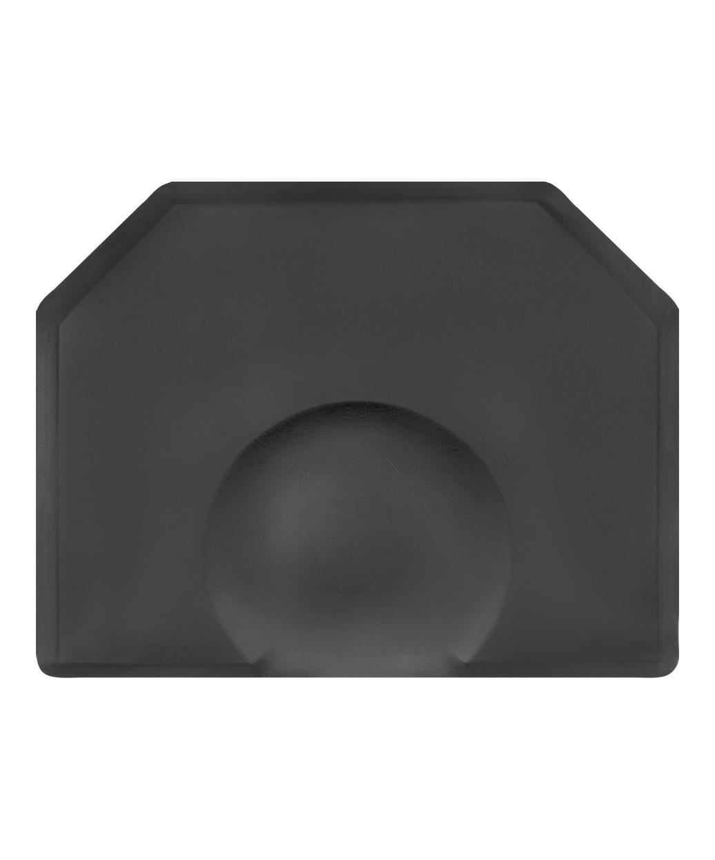 """4' X 5' Hexagon Smart Step Elite Salon Mat 3/4"""""""
