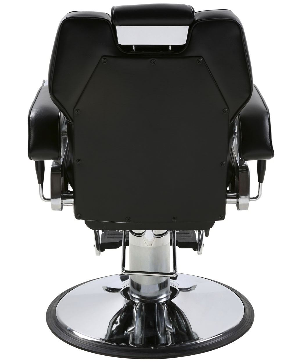 Set of 2 K.O. Professional Barber Chairs