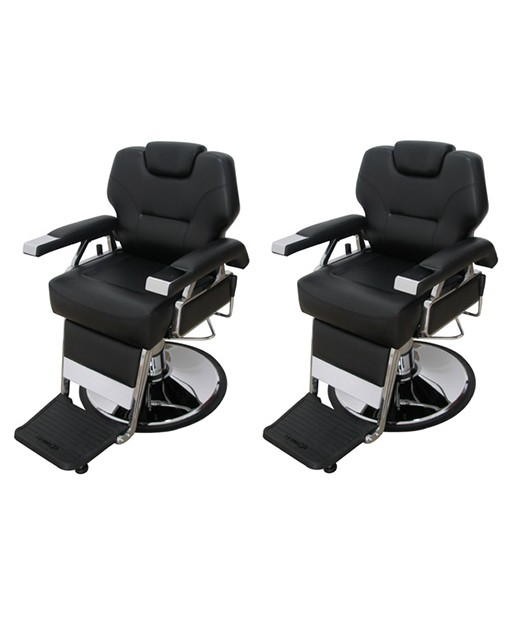 set of 2 ko barber chairs - Barber Chairs For Sale