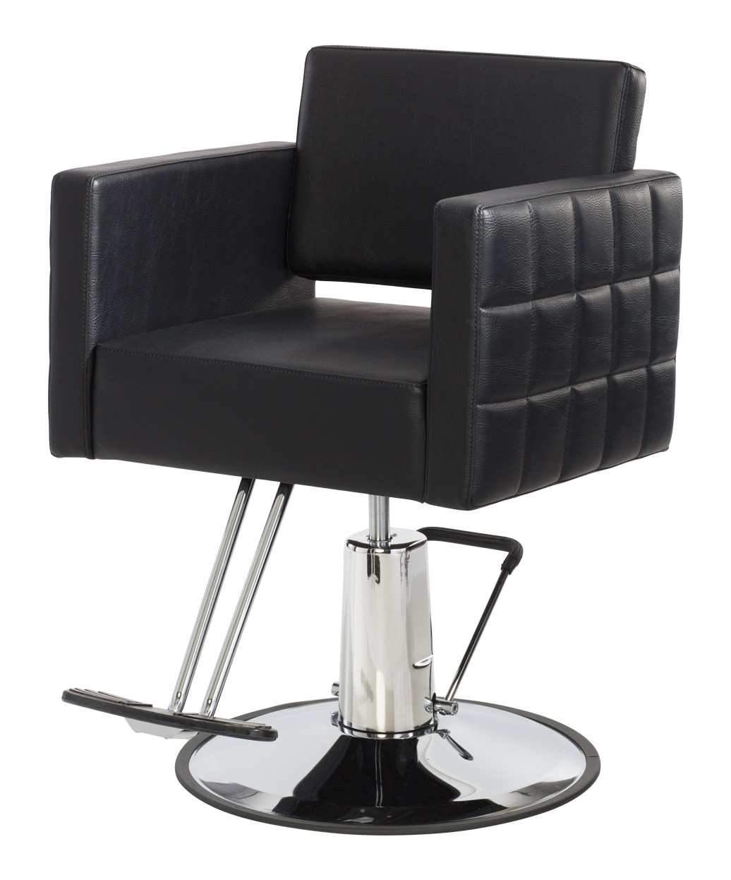 Black salon chairs - Icon Styling Chair