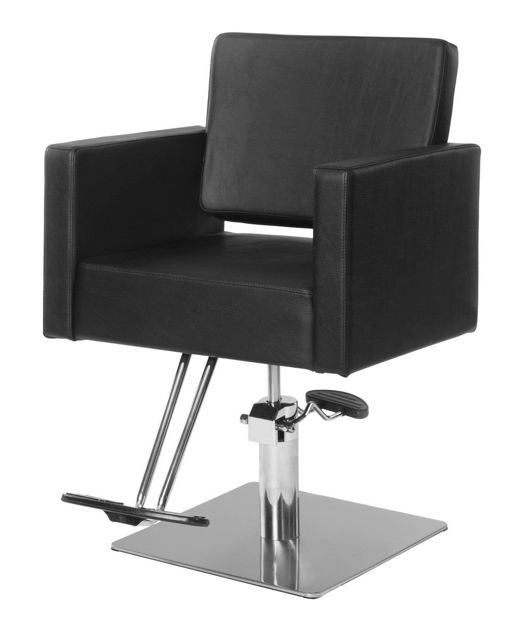 Black salon chairs - Christina Styling Chair Black