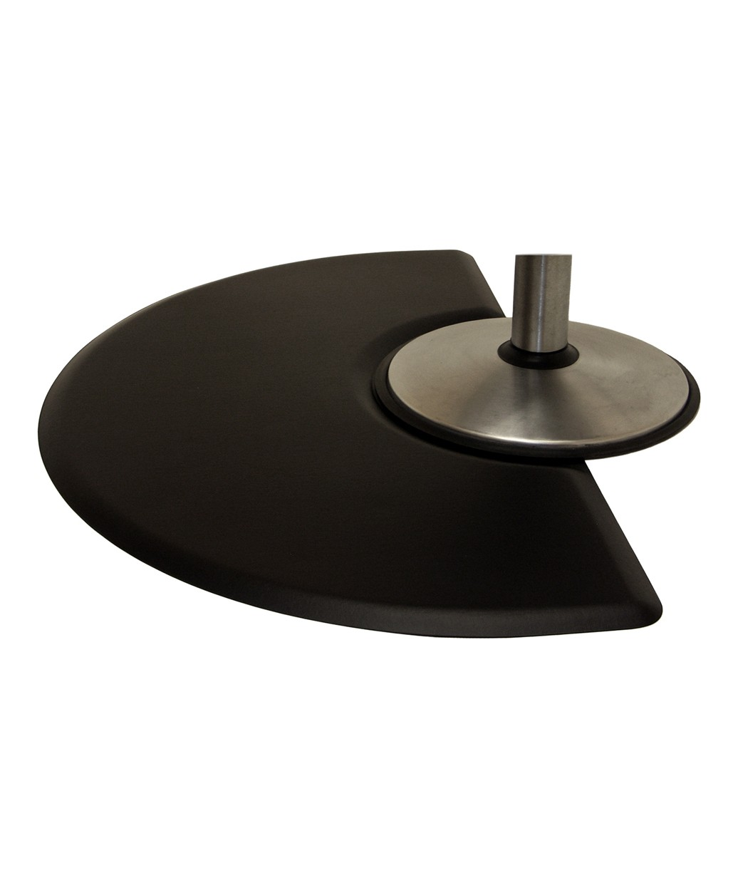 "Urethane Extra Soft Circular Mat 5/8"" from Buy-Rite Beauty"