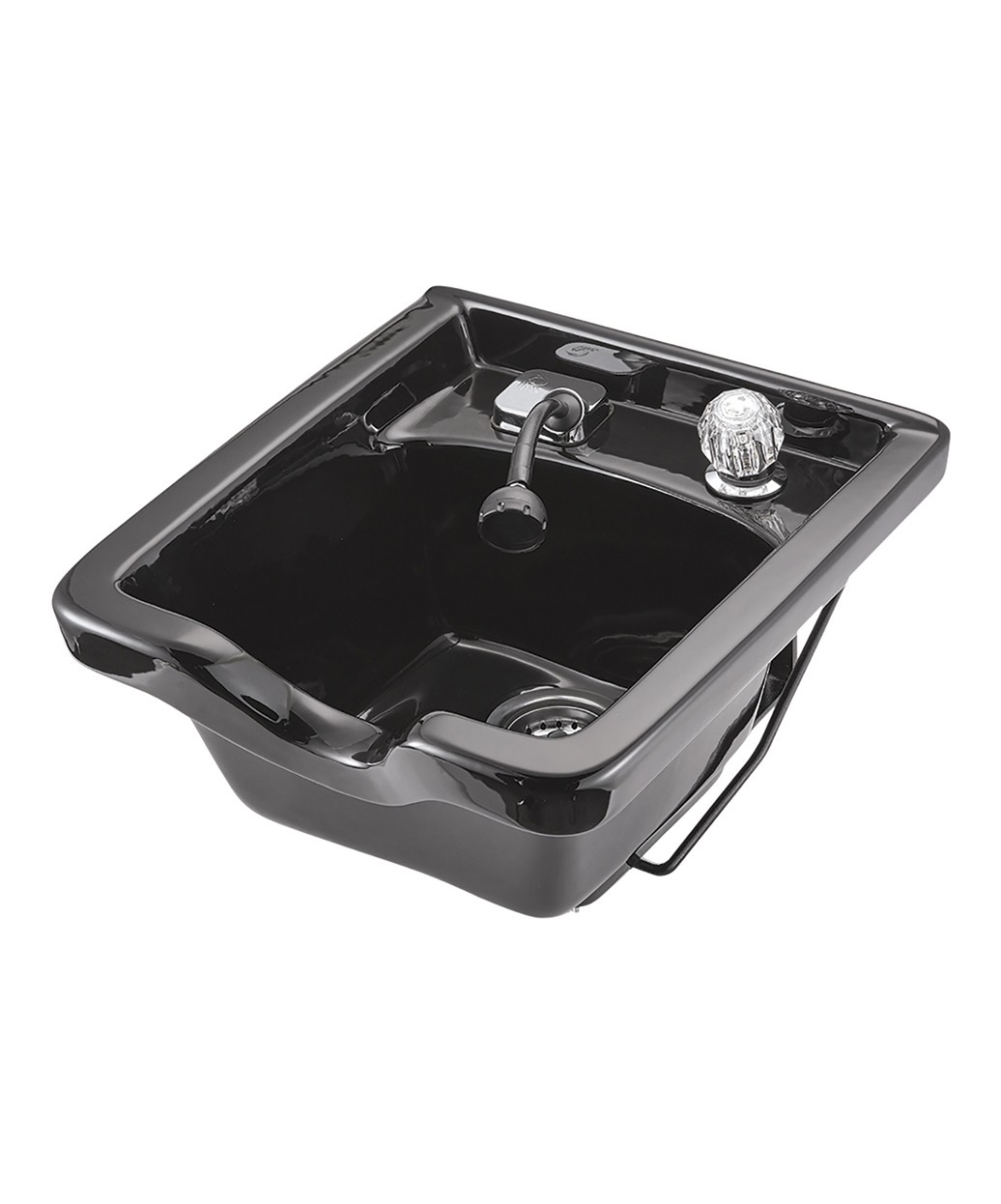 Pibbs 5300 Porcelain Marble Shampoo Bowl With Accessories