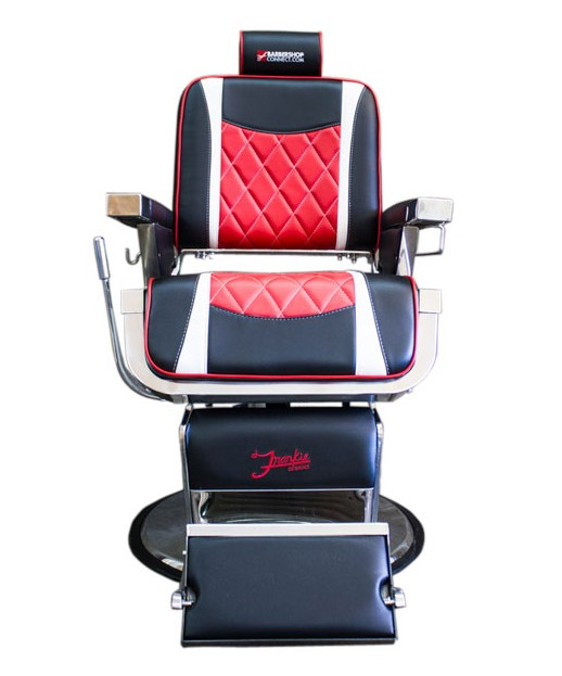 Custom Barber Chairs by FD Designs 3