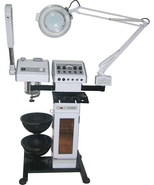 Silver Skin Care Spa Package 10 in 1 Skin Care Machine