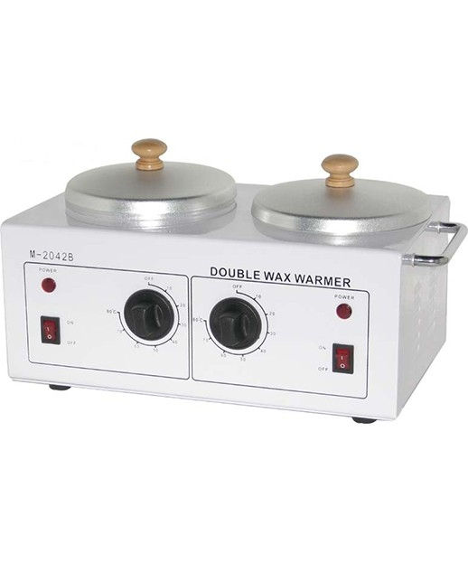 Platinum Facial Spa Package Double Wax Warmer