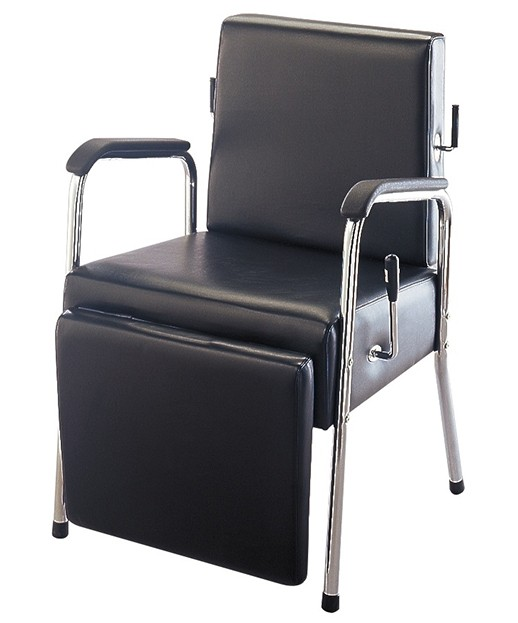 jamie shampoo chair with legrest