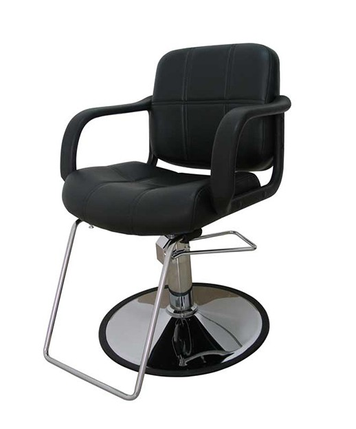 Hydraulic salon styling chair chris styling chair pump for Spa furniture