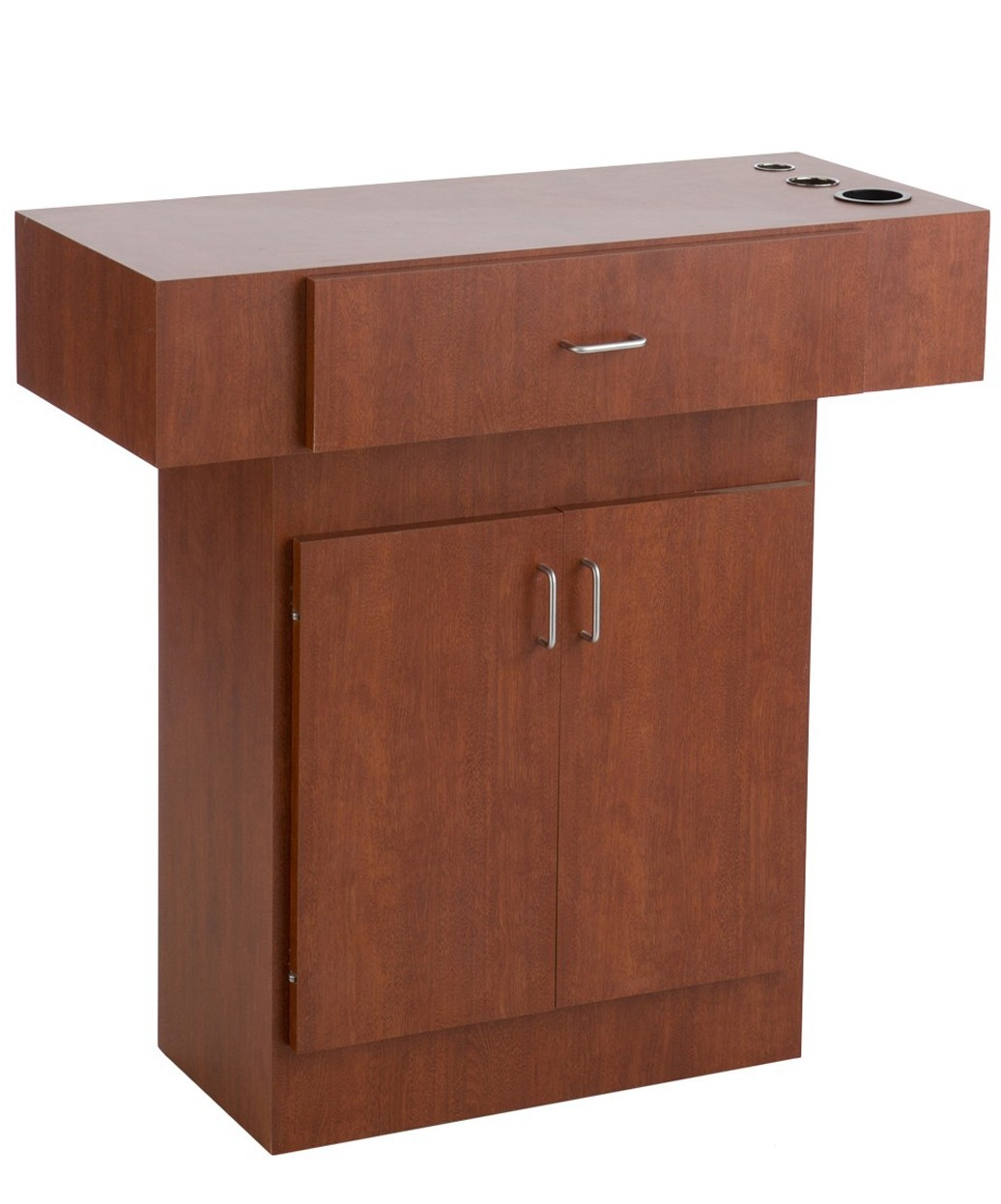 4 Operator Pibbs 3706 Pisa Package Econo Styling Station With Storage