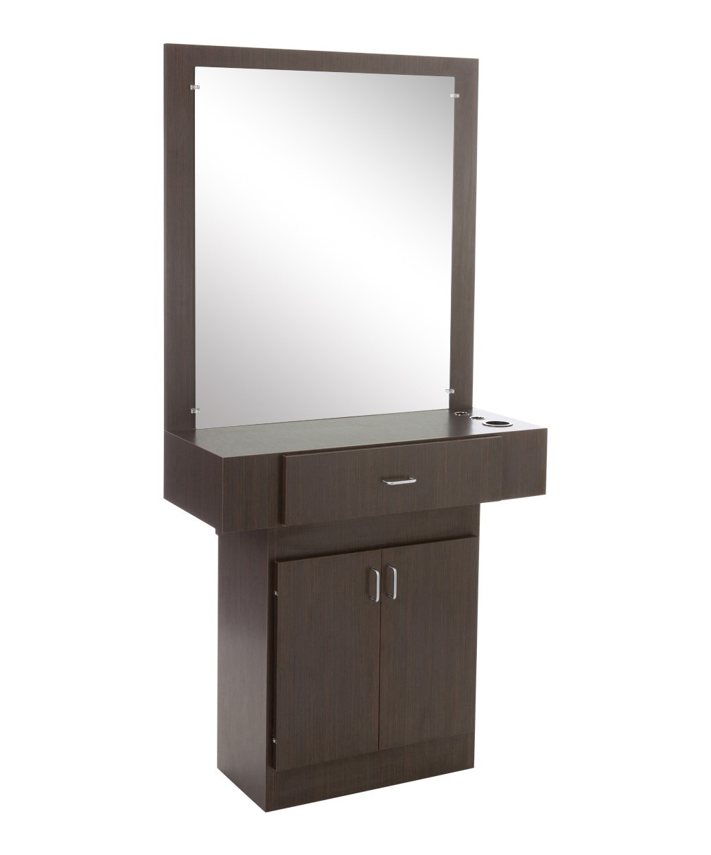 Econo styling station with mirror for Buy rite salon