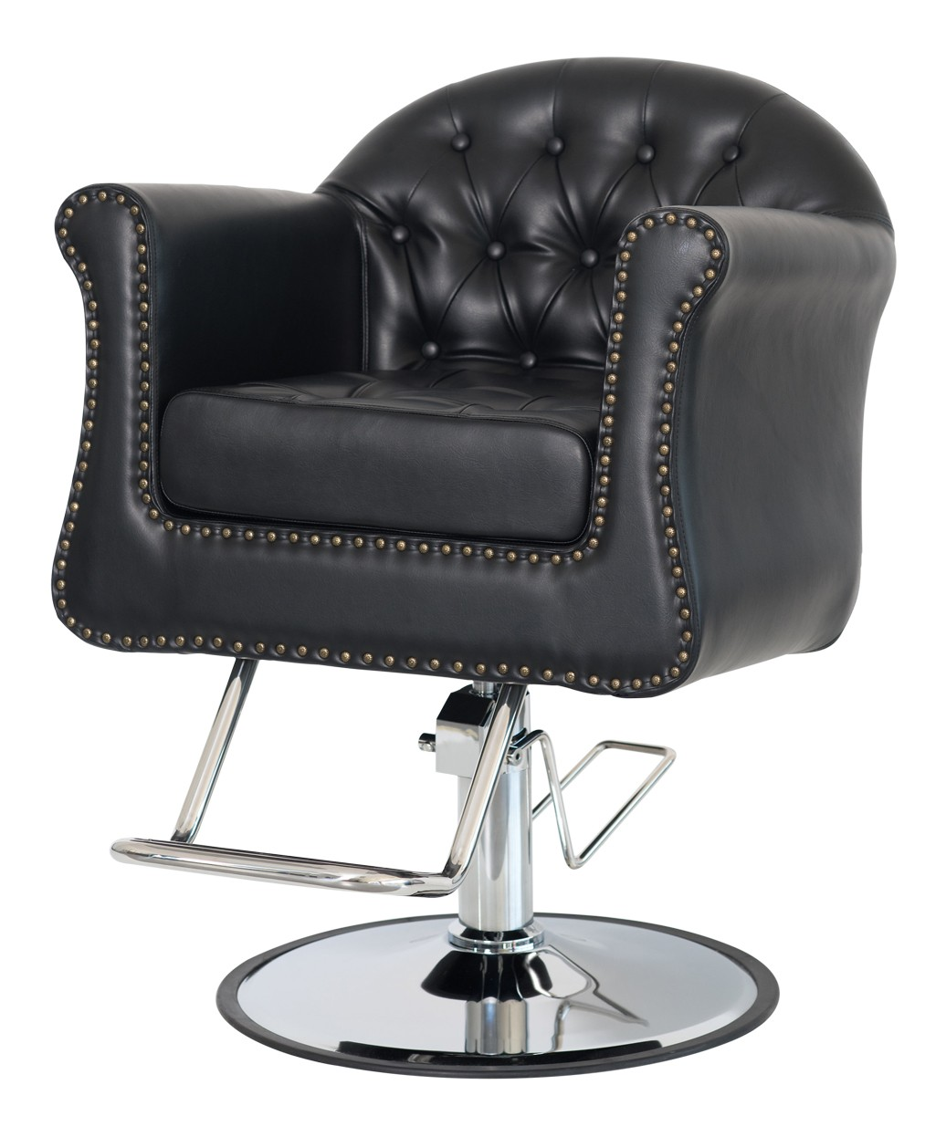 Brooklyn styling chair cushioned salon styling chair for Buy rite salon