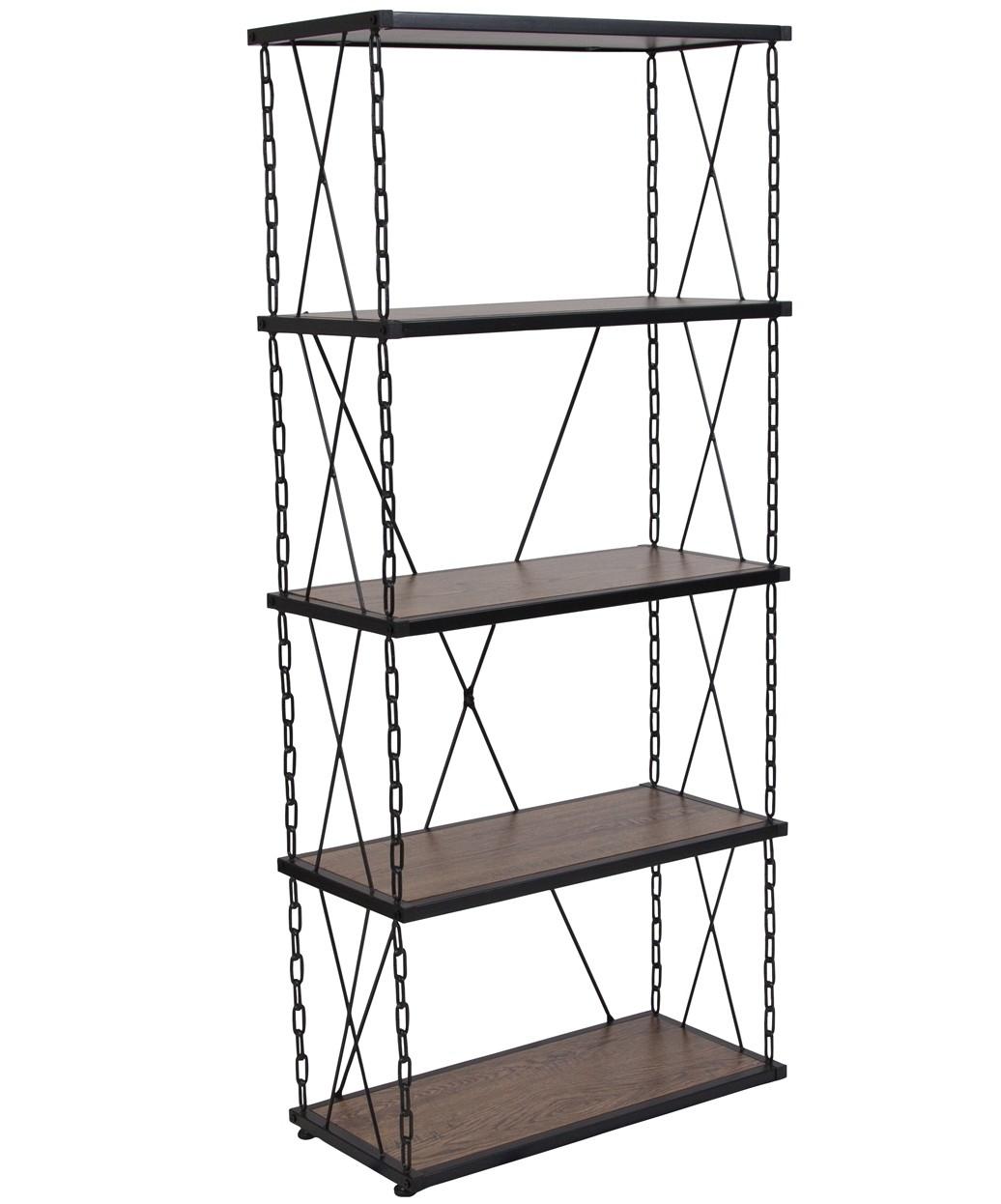 Mayfair Tall Salon Retail Display Unit