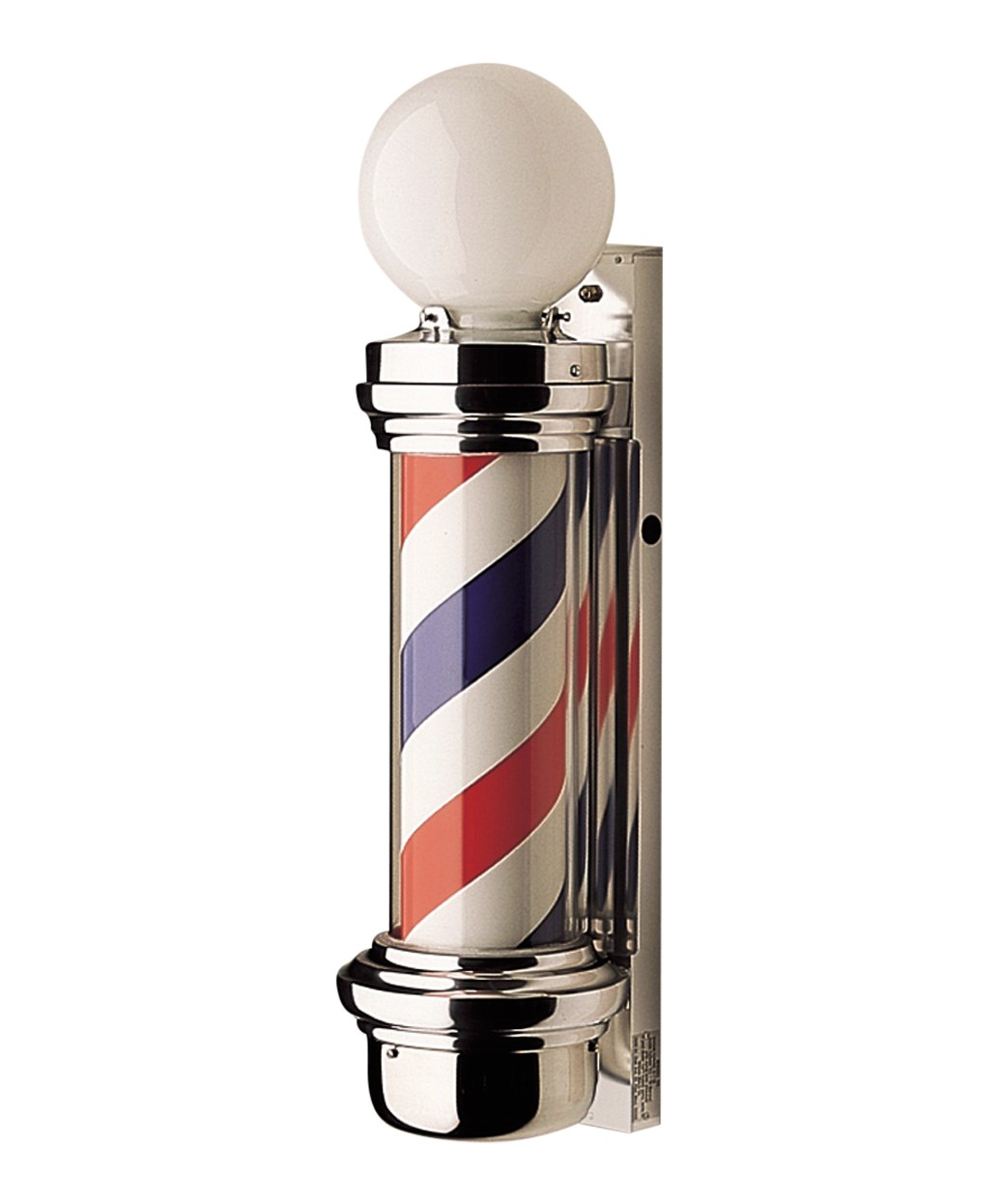 Marvy Barber Pole 55 With 2 Lights