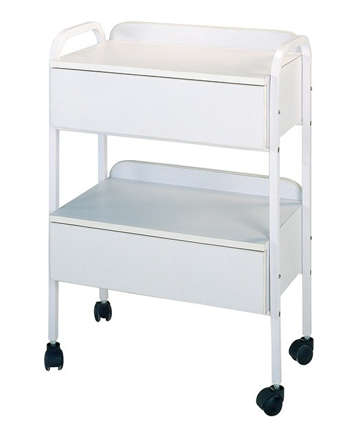 Platinum Facial Spa Package Daniel White Utility Cart