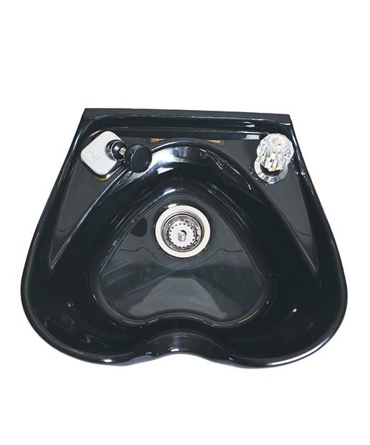 Pibbs 5310 heart shaped shampoo bowl for Shampoo bowls