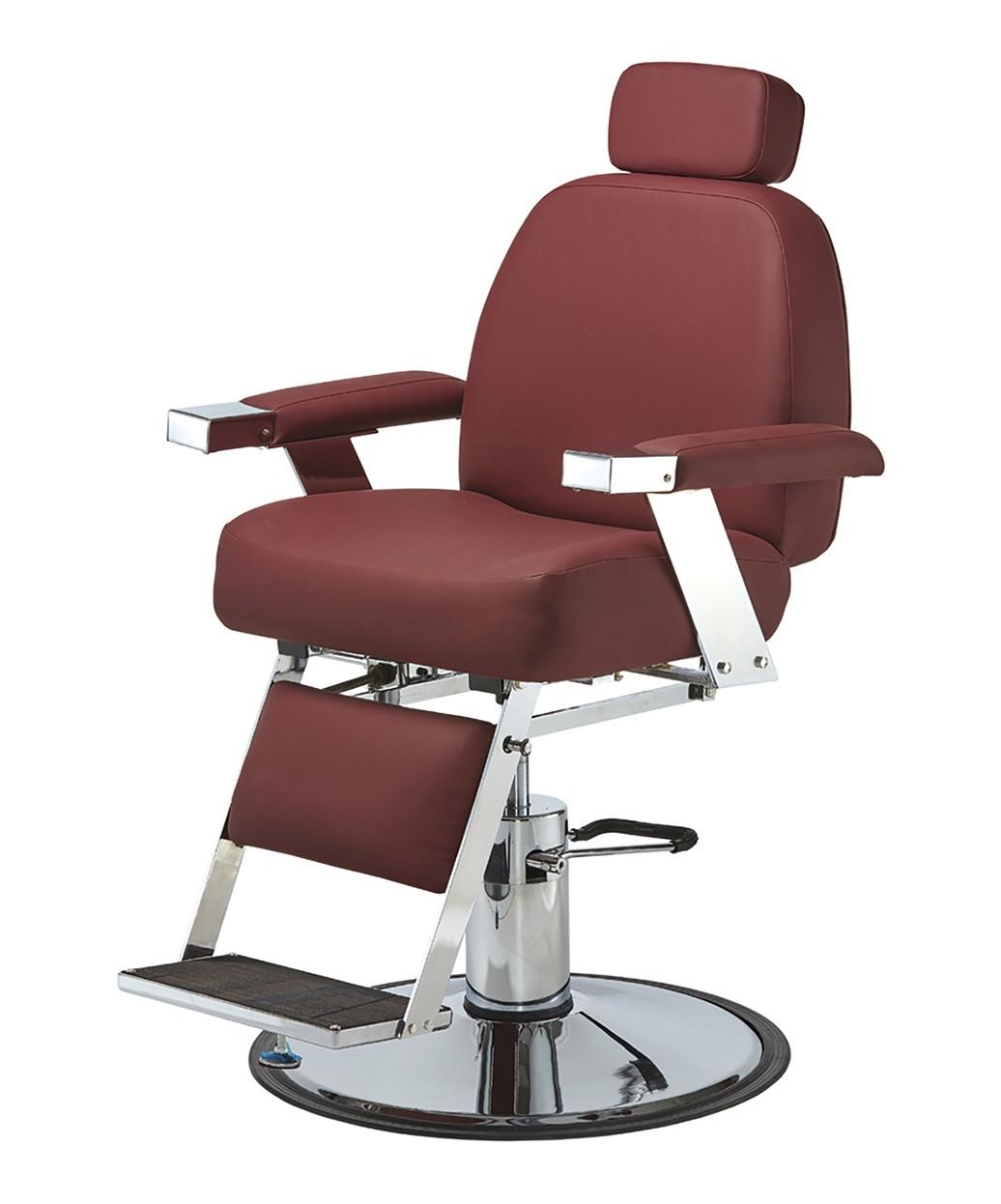 4 Operator Pibbs 651 Duke Barber Package Pibbs 651 Duke Barber Chair