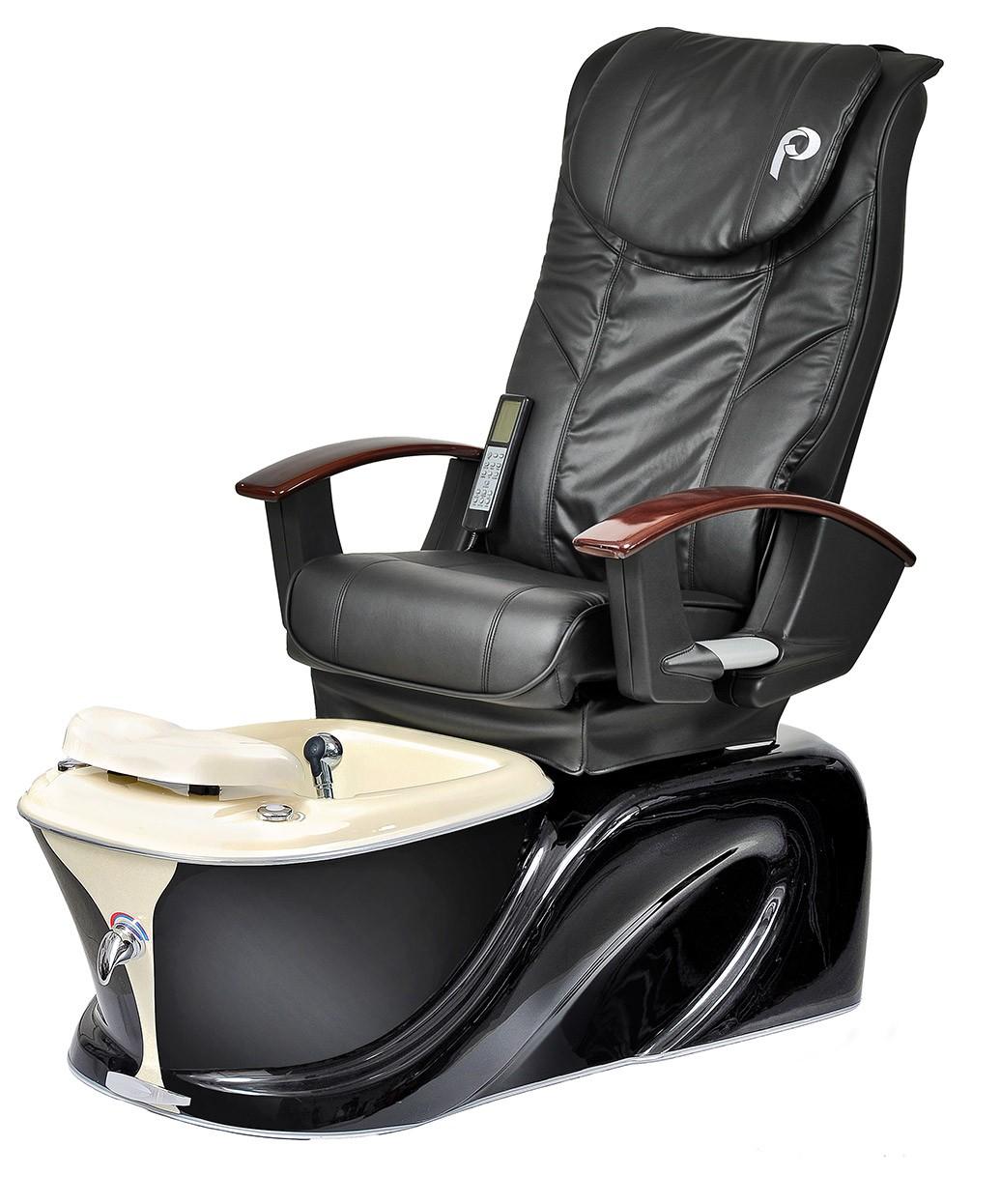 Pibbs PS60 Siena Pipeless Pedicure Package Pibbs PS60 Siena Pipeless Pedicure Spa With Shiatsu Massage