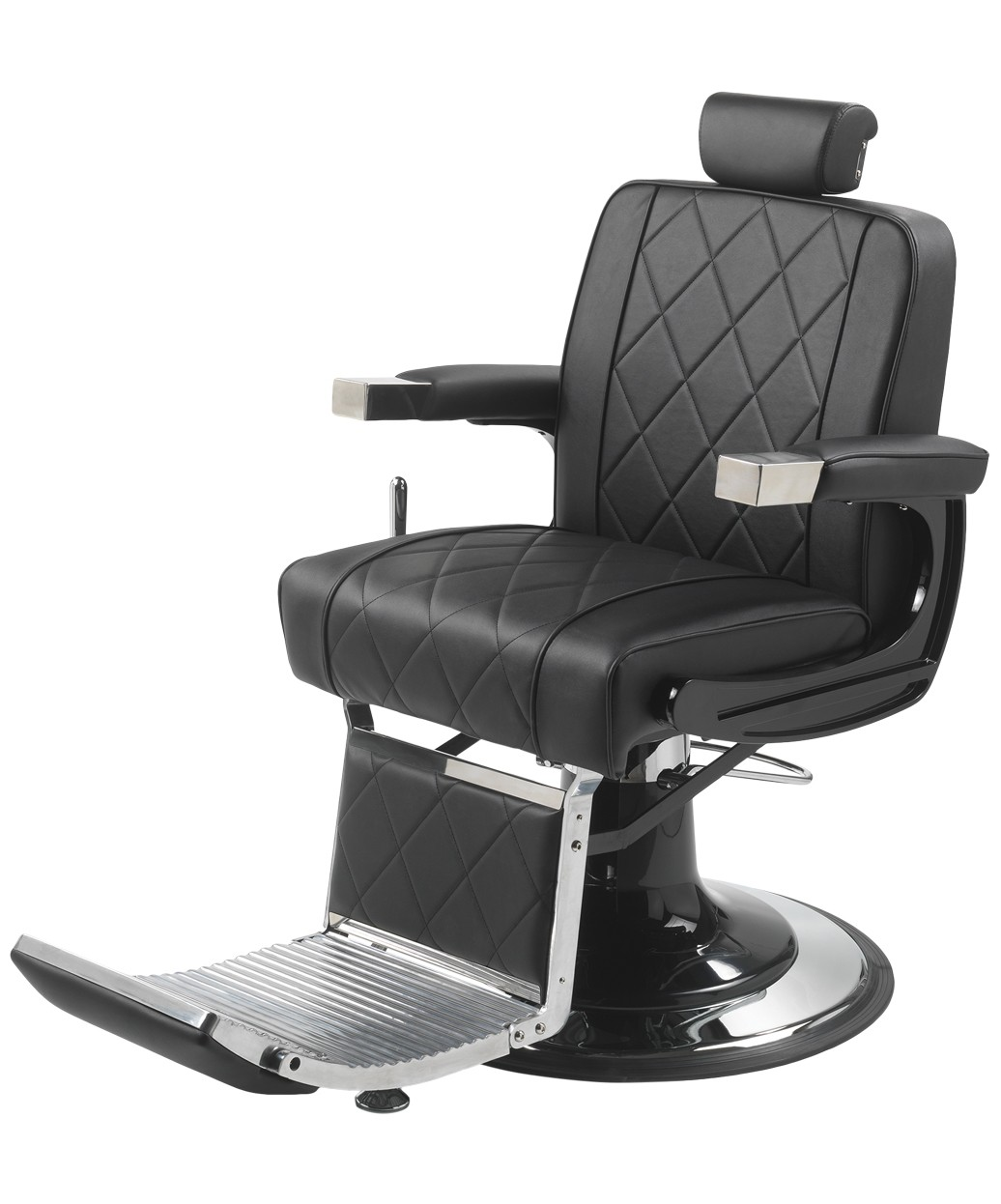 Pleasing Belvedere Rocky Barber Chair Onthecornerstone Fun Painted Chair Ideas Images Onthecornerstoneorg