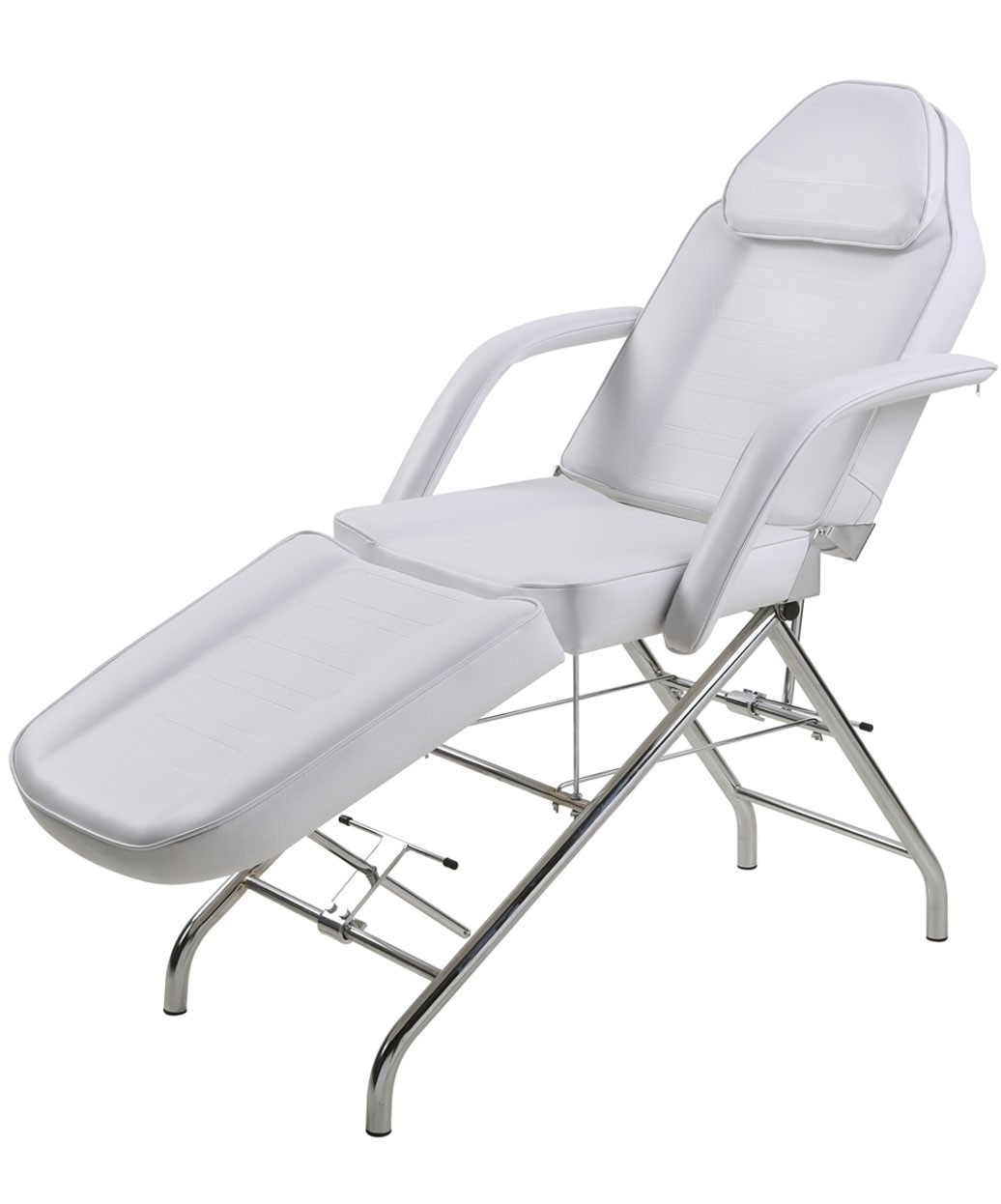 Platinum Facial Spa Package Stationary Facial Bed