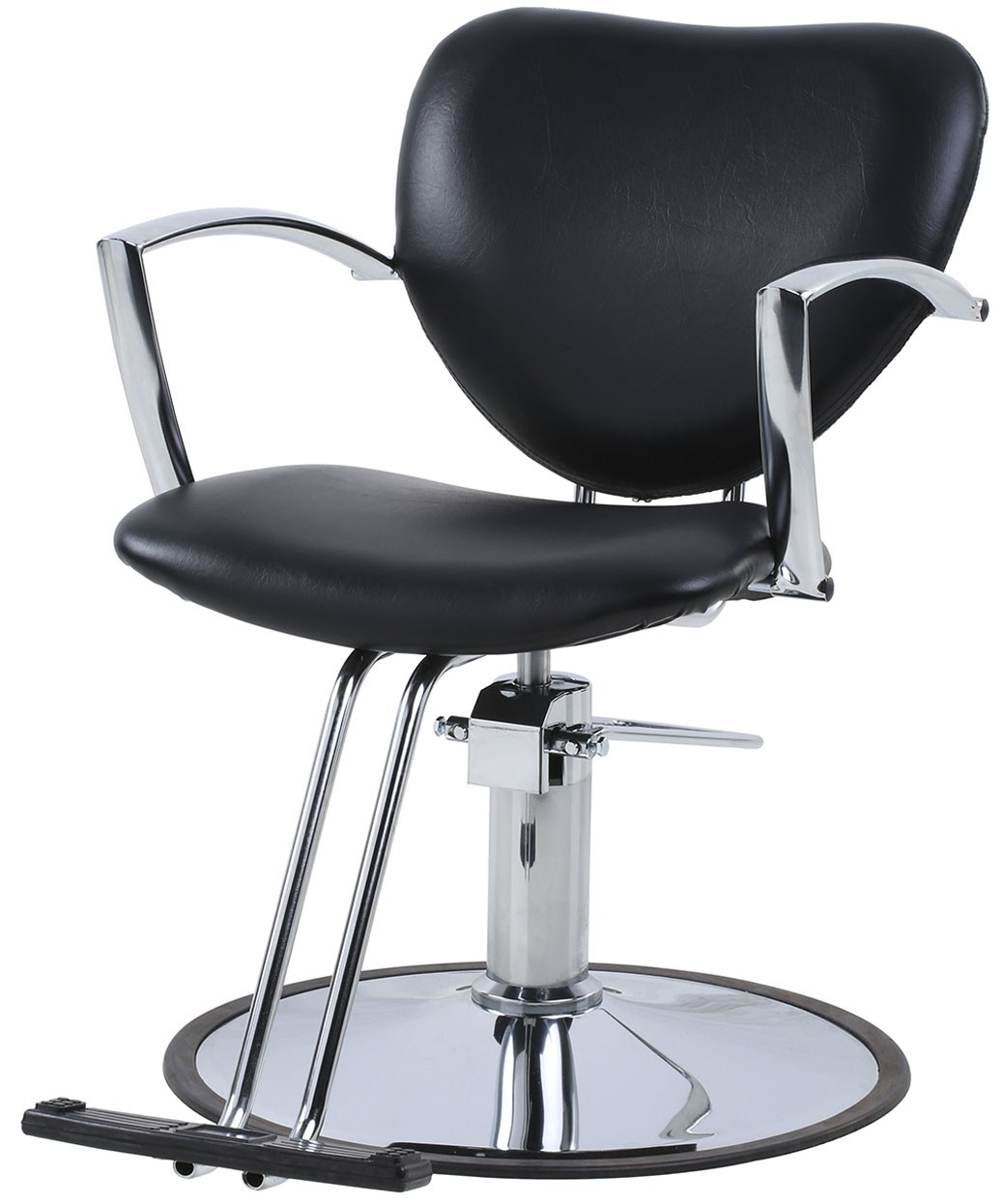 4 Operator Allegro Silver Salon Package Sylvia Styling Chair