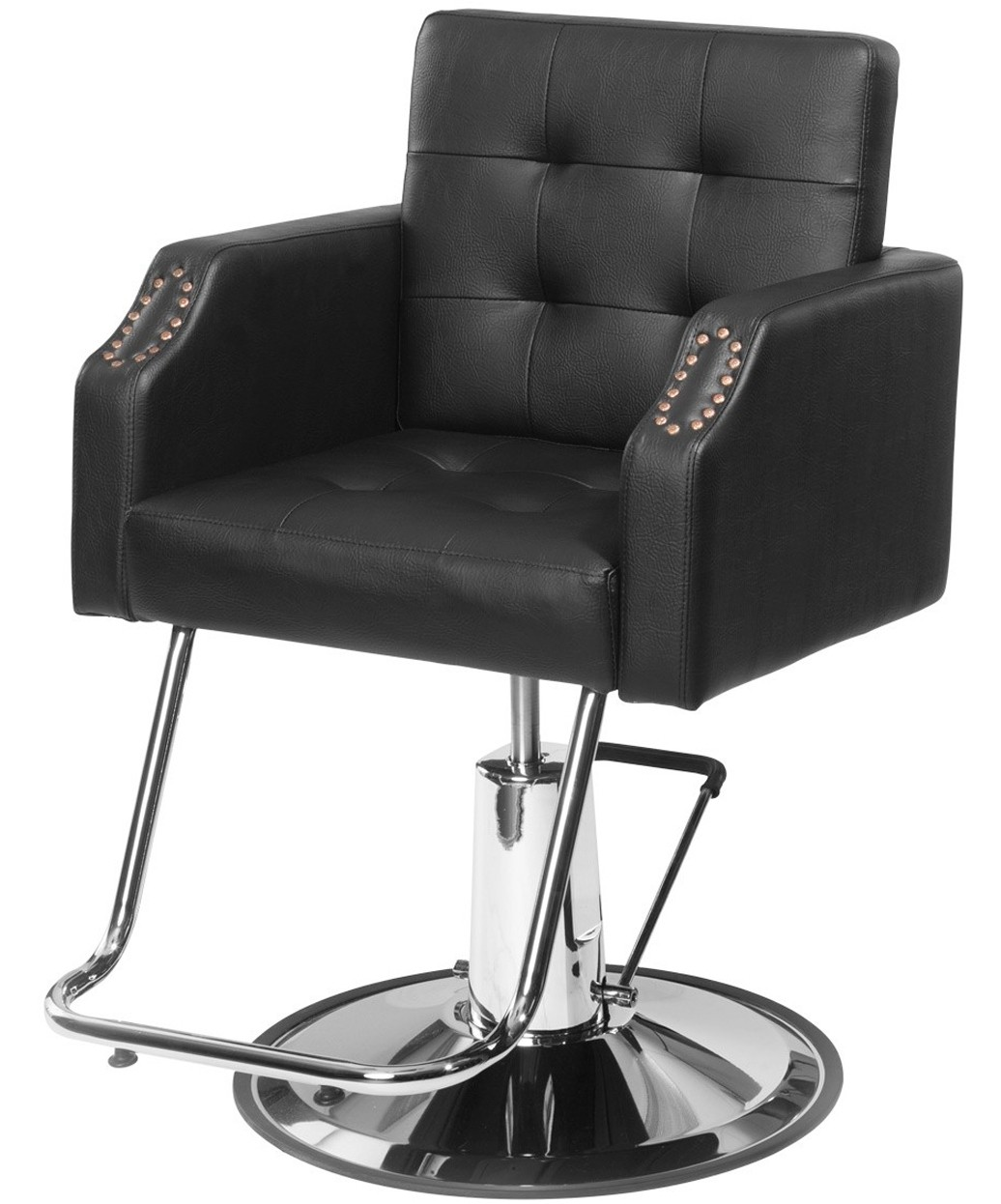 4 Operator Silver Antica Salon Package Antica Styling Chair