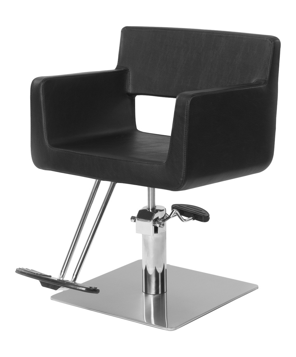 rosa styling chair black