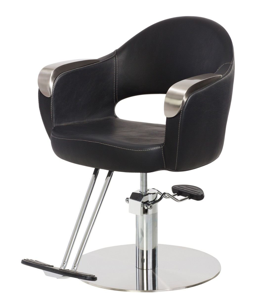 Luna styling chair for Salon chairs