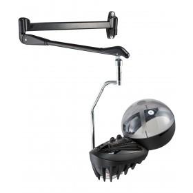 Pibbs 127 EcoVap Professional Hair Steamer w/ Wall Mount