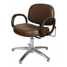 Collins QSE 1630L Kiva Lever-Control Shampoo Chair