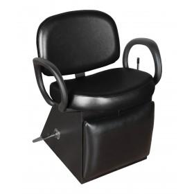 Collins QSE 1650L Kiva Lever-Control Shampoo w/ Leg-Rest