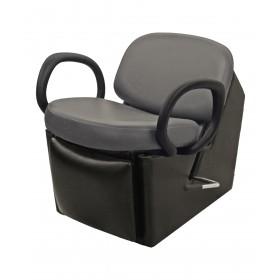 Collins QSE 16ES Kiva 59 Electric Shampoo Chair w/ Leg Rest
