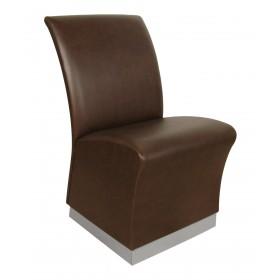 Collins QSE 1975 Lanai Reception Chair w/ Toe-Kick Base