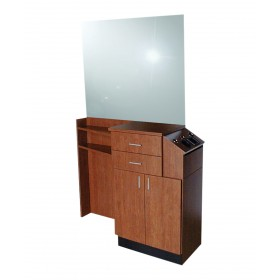 Collins QSE 5514-48 Deluxe 39Hi Styling Station