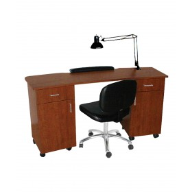 Collins QSE 5517-60 Deluxe Nail Table