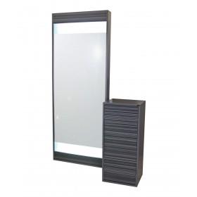 Collins 6622 Edge Styling Vanity w/ Back-Lit Mirror