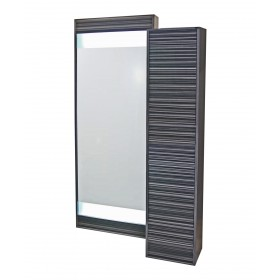 Collins 6630 Edge Styling Tower w/ Back-Lit Mirror