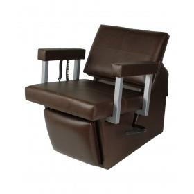 Collins 67ES Quarta Electric 59 Shampoo Chair with Kick Out Leg Rest
