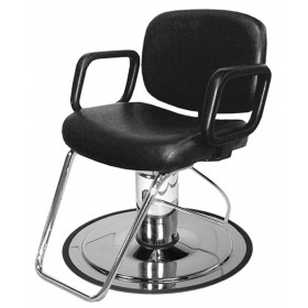 Collins 9400 Maxi Styling Chair w/ Telescoping Arms